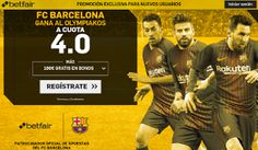 el forero jrvm y todos los bonos de deportes: betfair supercuota 4 victoria de Barcelona a Olymp...