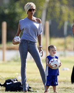 Soccer mom! - Still freaks me out that people fall into the stereotypical roles...*ugh*