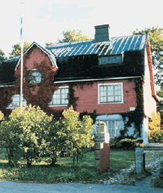 Vanhankaupungin nuorisoseuran talo Berghyddan