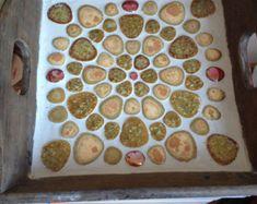 SALE dienblad retro, mozaiek dienblad, retro mozaiek, huisdecoratie dienblad mozaiek