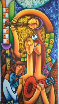Large Recently sold art... Cuban Art Beat The PULSE on Cuban Art
