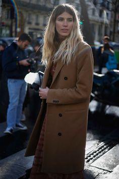 Street Muses...Valentino Autumn/Winter 2017...PFW, Veronika Heilbrunner