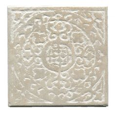 """IGCHBARDECA06 - IC Chapelle Baroque 1335 6x6 Relief Deco """"A"""" - Only $2.99 per piece!"""