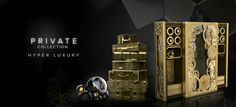 Private luxury safe collection