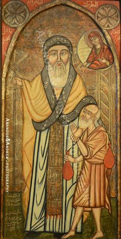 Art Icon, Orthodox Icons, Christian Art, Art Pages, Character Art, Egypt, Saints, Culture, History