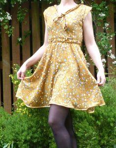 Relisse Dress from Deer and Doe via Bobbins Boutique