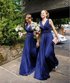 Find More Bridesmaid Dresses Information about Classic Navy Blue Bridesmaid Dresses Chiffon Ruched 2016 Long Floor Length Limited Gown Backless Maid Of Honor Dress Custom Made,High Quality dresses goth,China dress market Suppliers, Cheap dress sequined from Cinderella's_Dress on Aliexpress.com