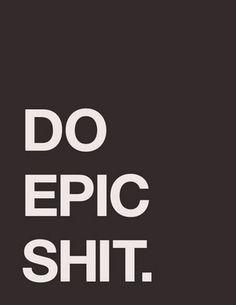 Just do it... #words #frasedeldia