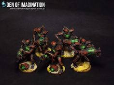 Necron Rust to the Iron bone - Painting / Conversions / Artwork - Warhammer 40k Forums