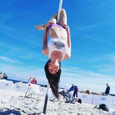 Pole 🙃💜 buy online!  #poledance #poleoutfit #polewear #poleclothing…
