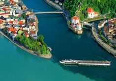 Take a weeklong European river cruise on the Danube with your family on a seven-night, eight-day guided vacation with Adventures by Disney