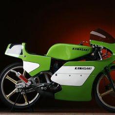 .50cc GP racer