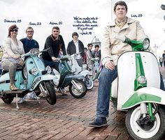 Mod-ern ... young generation capture revival of sub-culture