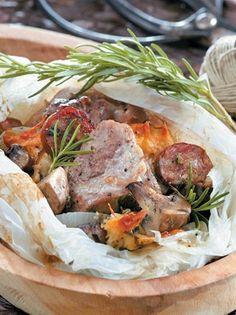 Χοιρινό Archives - Page 3 of 10 - www. Greek Recipes, Pork Recipes, Salad Recipes, Cooking Recipes, The Kitchen Food Network, Steak In Oven, Cooking Pumpkin, Greek Cooking, How To Cook Steak