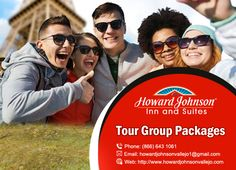 All comforts of your home & something more at Howard Johnson Inn and Suites. Experience the best of hospitality. Visit: https://goo.gl/ioDFr1