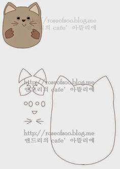 DIY Cat Plushie - FREE Pattern