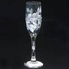 swarovski crystal champagne flutes - Bing images