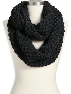 Women's Sweater-Knit Infinity Scarves | Old Navy | accesories ...