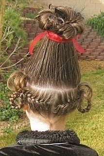 Cindy Lou Who Look | Community Post: Crazy Hair Day Ideas