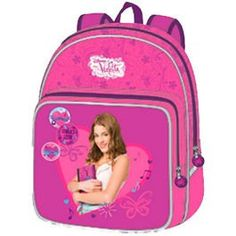Mochila Violetta Disney Love pequeña: Amazon.es 20 EUR