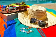 Summer Pool / Beach Accessories
