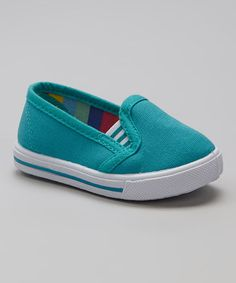 Blue Madison Slip-On Sneaker #zulily #zulilyfinds