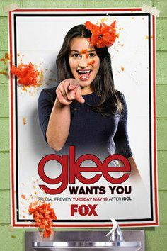 Glee is about opening yourself to joy!  JOIN TO THE GLEE CLUB!…