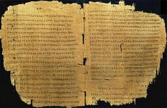 Codex Sinaiticus: The Only Book On Earth With No Price