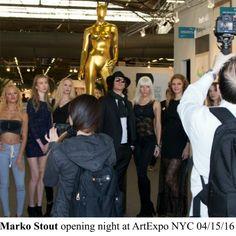 ☮ Marko Stout ☮ ArtExpo 2016 ☮ | ☮ Marko Stout ☮ ArtExpo 2016 ☮