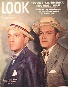 Bing Crosby Magazine Cover Photos - List of magazine covers featuring Bing Crosby