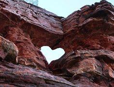 Sedona heart portal