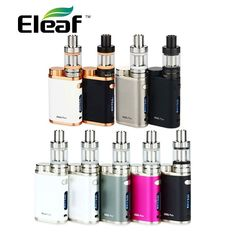 Discount! US $32.67  Original Eleaf iStick Pico Starter Kit with 2ml MELO 3 Mini Tank and 75W Box Mod with EC 0.3ohm/0.5ohm Coils e-Cigarette Kit  Get promo for product: Tablet PC