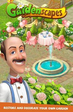 Beat match 3 levels to restore a wonderful garden to its former glory!