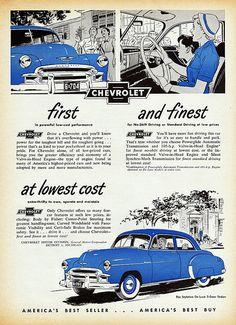 1950 Chevrolet Styleline De Luxe 2-Door Sedan