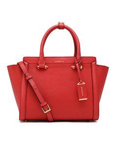d2b65d6185 LA FESTIN Designer Fashion Shoulder Tote bag Handbags in Genuine Leather