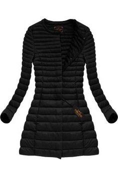Dámska dlhšia prechodná bunda 7148BIG 4XL Dresses With Sleeves, Blazer, Outfit, Long Sleeve, Sweaters, Jackets, Women, Fashion, Fashion Clothes