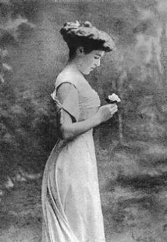 Ethel Flora Fortune - 1st class Titanic survivor - interesting sleeves