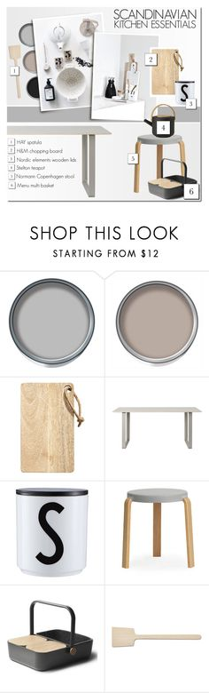 """Paint Palette Inspiration II Contest"" by anna-anica ❤ liked on Polyvore featuring interior, interiors, interior design, home, home decor, interior decorating, H&M, Muuto, Normann Copenhagen and HAY"