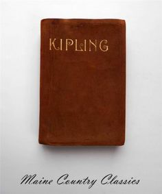 1900 Book The Poems of Rudyard Kipling by Henry Ketcham Softy Leather Cover | eBay