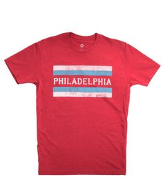 Philly tee by Steel City Cotton