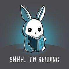 Shhh... I'm Reading