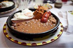 Frijoles con Panela - Blog de Receta Colombiana Y Latina