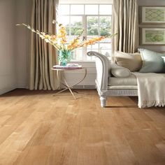 Shaw New Bay Beach 6 in. x 48 in. Resilient Vinyl Plank Flooring (53.93 sq. ft. / case)-HD80100240 - The Home Depot