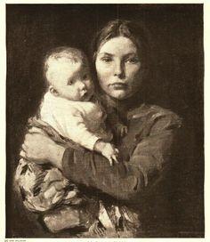 mother-child-glendas+world.jpg (865×1000)