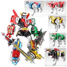 Voltron Ultimate Edition EX 16-Inch Action Figure - Toynami - Voltron - Action Figures at Entertainment Earth