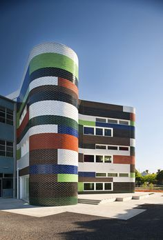 Fitzroy High School, McBride Charles Ryan