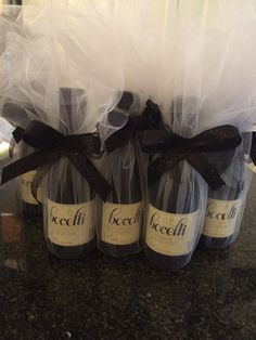 Wedding Favors Prose