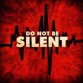 """O God, do not keep silent; be not quiet, O God, be not still."" Psalm 83:1"