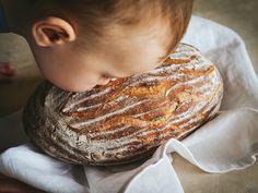 Pšenično-ražný kváskový chlieb - Zo srdca do hrnca