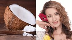 Natural Skin Remedies How to Use Coconut to Lighten the Skin Tone at Home - Just a little coconut oil and some other natural home ingredients give a great natural skin whitening and enhance your looks. Hair Remedies For Growth, Skin Care Remedies, Hair Growth, Beauty Tips For Skin, Beauty Skin, Beauty Hacks, Beauty Care, Natural Skin Whitening, Natural Skin Care
